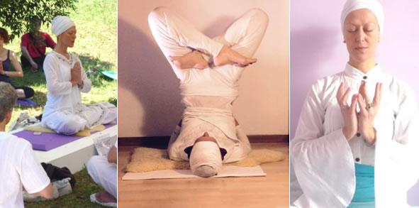 Corso Kundalini Yoga Genova